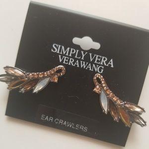 Ear Crawlers- Simply Vera Wang